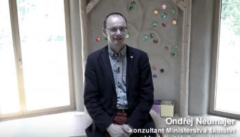 Rozhovor na téma digitální gramotnost ve vzdělávání: Ondřej Neumajer I