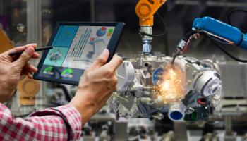 Větší nástup robotizace ovlivní profesi milionů lidí z výroby