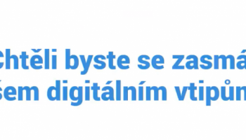 DigiVtip - Chtěli byste se zasmát všem digitálním vtipům?