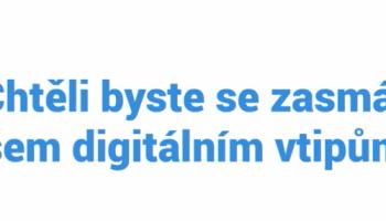 DigiVtip II - Chtěli byste se zasmát všem digitálním vtipům?