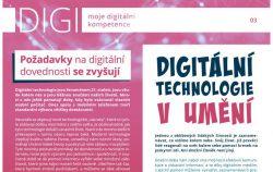 Požadavky na digitální dovednosti se zvyšují
