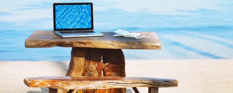 TRENDY #6 – Digitální nomádství aneb když chcete skloubit práci a cestování