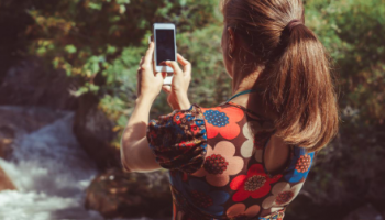 S chytrým telefonem do přírody