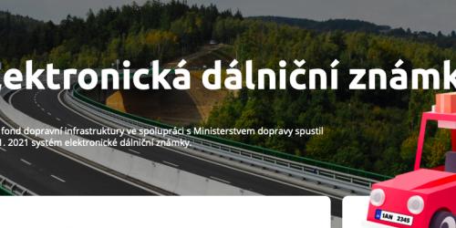 Na dálnici bez nálepky: Česká republika se dočkala elektronické dálniční známky