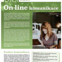 Základní nástroje on-line komunikace